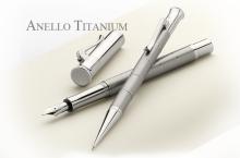 Anello Titanium